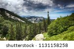 northern velebit national park... | Shutterstock . vector #1131158258