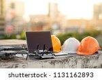 drone  smartphone  laptop...   Shutterstock . vector #1131162893