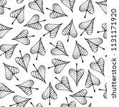 vector seamless pattern of... | Shutterstock .eps vector #1131171920