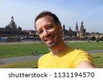 germany selfie pic | Shutterstock . vector #1131194570