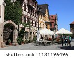 furth  germany   may 6  2018 ... | Shutterstock . vector #1131196496