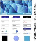 dark pink  blue vector design...