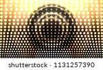 art light music background | Shutterstock .eps vector #1131257390