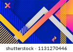 vector abstract background... | Shutterstock .eps vector #1131270446