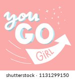 hand drawn vector poster quote  ...   Shutterstock .eps vector #1131299150