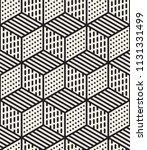vector seamless pattern. modern ... | Shutterstock .eps vector #1131331499