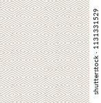 vector seamless pattern. modern ... | Shutterstock .eps vector #1131331529