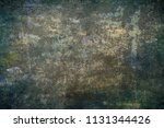 old damaged grunge wall... | Shutterstock . vector #1131344426