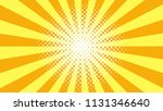 colored halftone background | Shutterstock .eps vector #1131346640