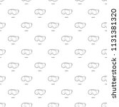 laboratory goggles icon in... | Shutterstock .eps vector #1131381320
