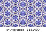 repeating pattern  copies of... | Shutterstock . vector #1131400