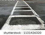 street  concrete and pavement  | Shutterstock . vector #1131426320
