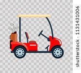 Vector Electric Golf Car With...