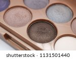 close up of eyeshadow  makeup... | Shutterstock . vector #1131501440