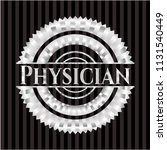 physician silver badge | Shutterstock .eps vector #1131540449