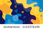creative vector illustration of ... | Shutterstock .eps vector #1131576140