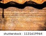 pottery background texture | Shutterstock . vector #1131619964