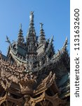 pattaya chonburi province ...   Shutterstock . vector #1131632600