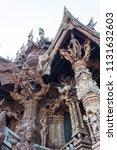 pattaya chonburi province ...   Shutterstock . vector #1131632603