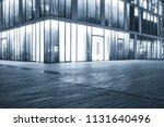 modern urban architecture and... | Shutterstock . vector #1131640496