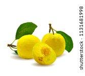 fresh  nutritious  tasty yellow ... | Shutterstock .eps vector #1131681998