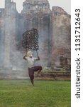 list of thai literature it is...   Shutterstock . vector #1131712643