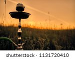 hookah  traditional arabic... | Shutterstock . vector #1131720410