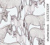 seamless pattern  background ... | Shutterstock .eps vector #1131723239