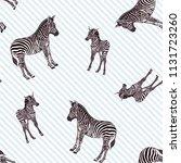 seamless pattern  background ... | Shutterstock .eps vector #1131723260