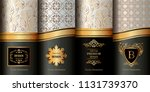 collection of design elements...   Shutterstock .eps vector #1131739370