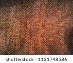 brown fabric texture  abstract... | Shutterstock . vector #1131748586