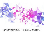 light blue  green vector... | Shutterstock .eps vector #1131750893