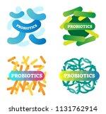 vector illustration with... | Shutterstock .eps vector #1131762914