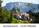 View Of Barga  One Of The