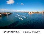 sydney harbour  sydney ... | Shutterstock . vector #1131769694