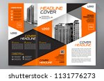 business brochure. flyer design.... | Shutterstock .eps vector #1131776273