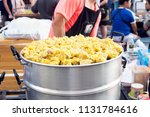 thai steamed dumplings kanom... | Shutterstock . vector #1131784616