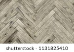 Stock photo seamless wood parquet texture herringbone pattern diffuse 1131825410
