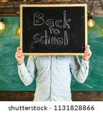 start of school year concept....   Shutterstock . vector #1131828866
