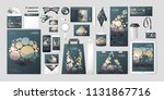 vector set kit collection... | Shutterstock .eps vector #1131867716