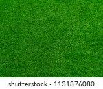 green grass background. | Shutterstock . vector #1131876080