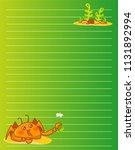 vector printing paper note....   Shutterstock .eps vector #1131892994