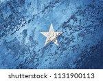 grunge somalia flag. somalia... | Shutterstock . vector #1131900113