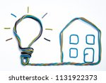 House With Light Bulb Goes Up A ...