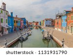 murano  italy   05th july 2018  ... | Shutterstock . vector #1131931790