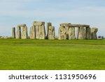 Stonehenge  Salisbury  Uk  04...