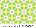 colorful seamless pattern for... | Shutterstock . vector #1131984080