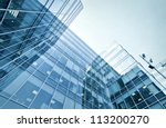 underside panoramic and... | Shutterstock . vector #113200270