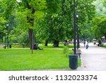 vilnius  lithuania   21 april... | Shutterstock . vector #1132023374
