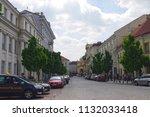 vilnius  lithuania   21 april... | Shutterstock . vector #1132033418